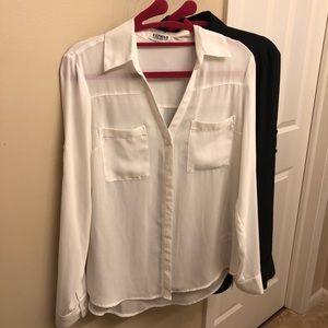 Black & White Express Portifino shirts